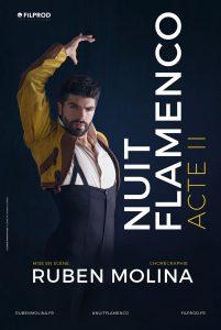 Affiche Nuit Flamenco