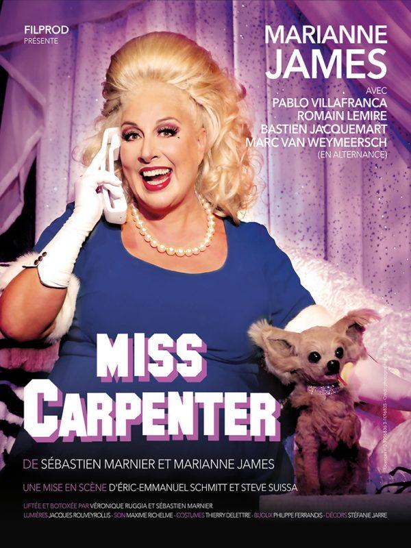 Affiche Miss Carpenter BD