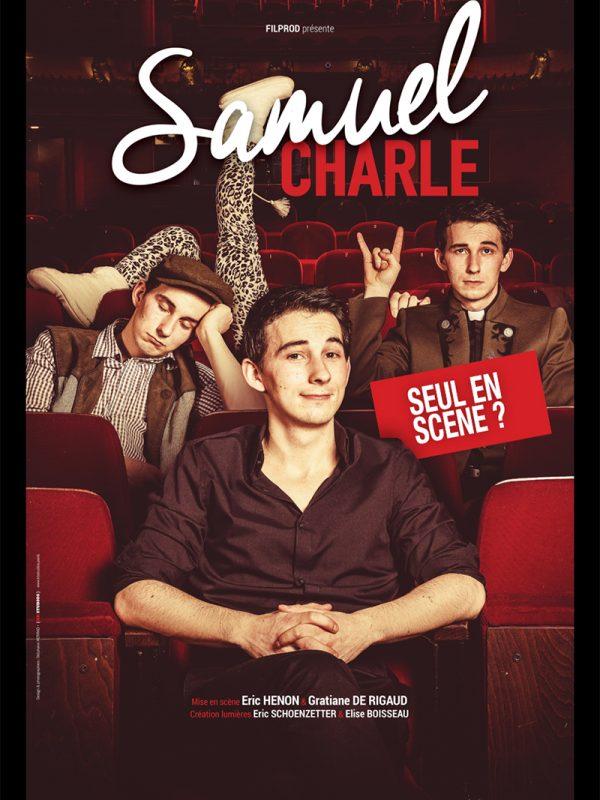 Affiche Samuel Charle
