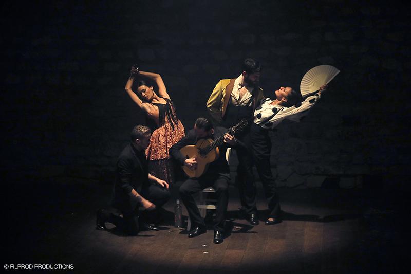 Visuel Nuit Flamenco Acte II - 1 © Filprod Productions