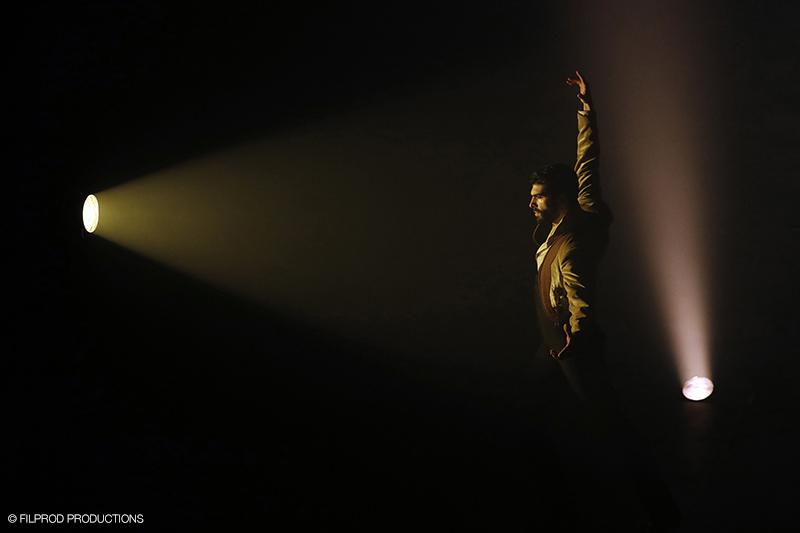 Visuel Nuit Flamenco Acte II - 2 © Filprod Productions