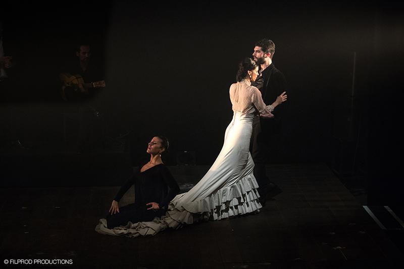 Visuel Nuit Flamenco Acte II - 3 © Filprod Productions