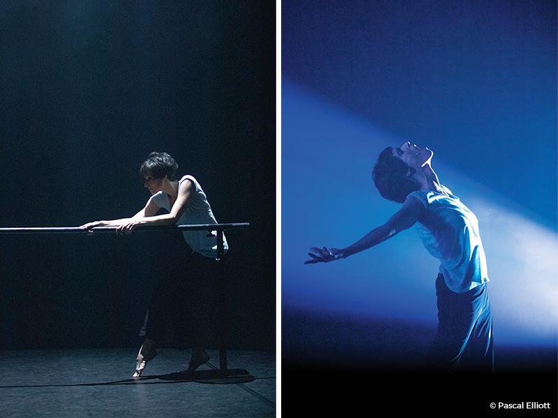 Marie-Claude Pietragalla dans La Femme qui danse à Clermont-Ferrand